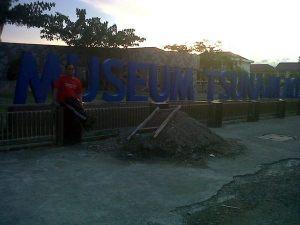 Museum Tsunami. Mewariskan sejarah pada generasi esok hari.