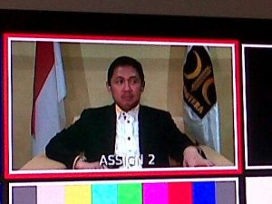 Anis Matta, presiden baru PKS. Setelah 15 tahun jadi sekjen.