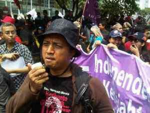 May Day 2013. Jurnalis juga buruh.