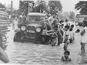 Banjir era Orde Lama. Kapan selesai persoalannya...