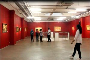 Museum Art Mon Decor di Kemayoran. Alternatif wisata seni di pusat kota.