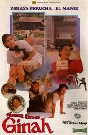 Semua Karena Ginah (1985). Melejitkan Nama Doyok.