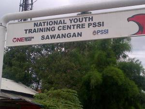 Tempat TC Timnas Usia Muda di Sawangan. Menanti transparansi PSSI.