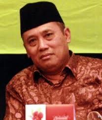 Asad Said Ali, Wakil Ketua Umum PBNU. Kandidat kuat Kepala BIN?
