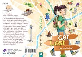 Get Lost. Kisah seorang lajang dalam perjalanan dan pencarian.