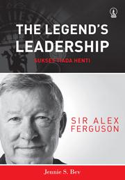 Buku kisah sukses Fergie. Pelajaran manajemen kepemimpinan.