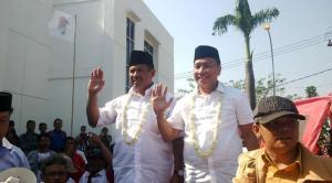 Tubagus Dedi Suwandi Gumelar alias Miing maju cabup Karawang. Pernah gagal di Pilwalkot Tangerang. (Foto Liputan 6)