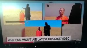 Detik-detik eksekusi sandera ISIS. Dramatis tapi sadir.