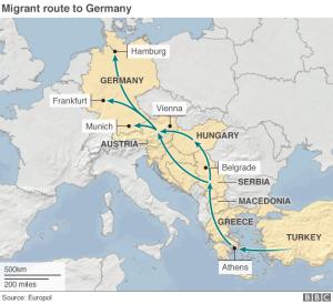 rute migrant