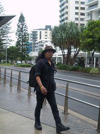 Cunding Levi, jurnalis Papua. Didepak setelah 15 tahun mengabdi untuk Tempo.